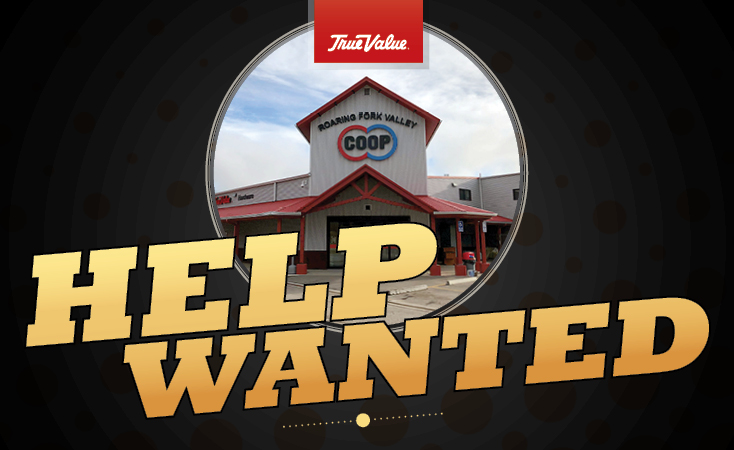 The Co-op is seeking both part-time and full-time seasonal employees! We're seeking Sales Associates and Warehouse Associates, with positions open from May to September. EEO, pre-employment drug screening required. Interested? Fill out our employment application here.
